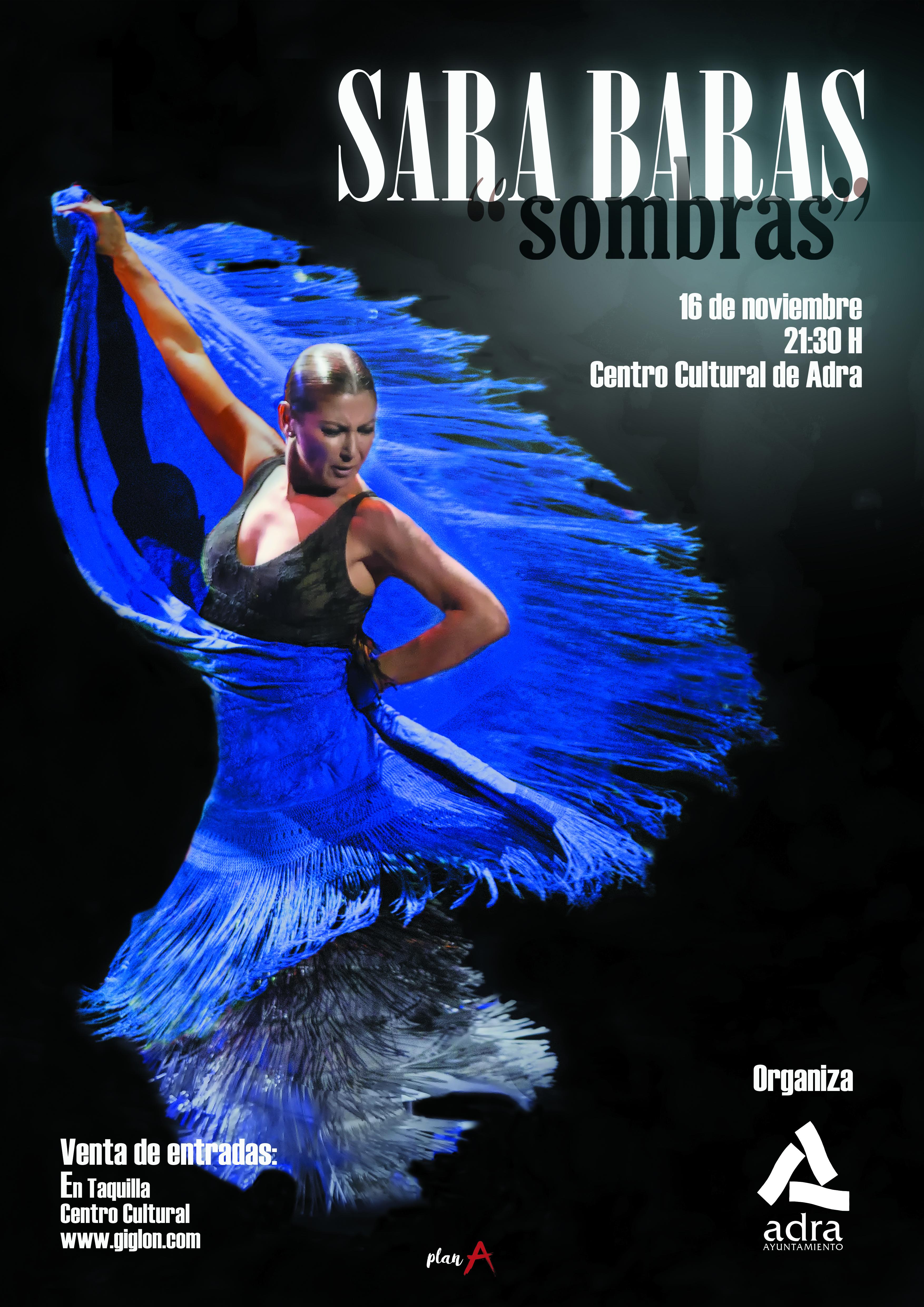Photo of Sara Baras se sube este sábado al escenario del Centro Cultural para celebrar el Día Internacional del Flamenco
