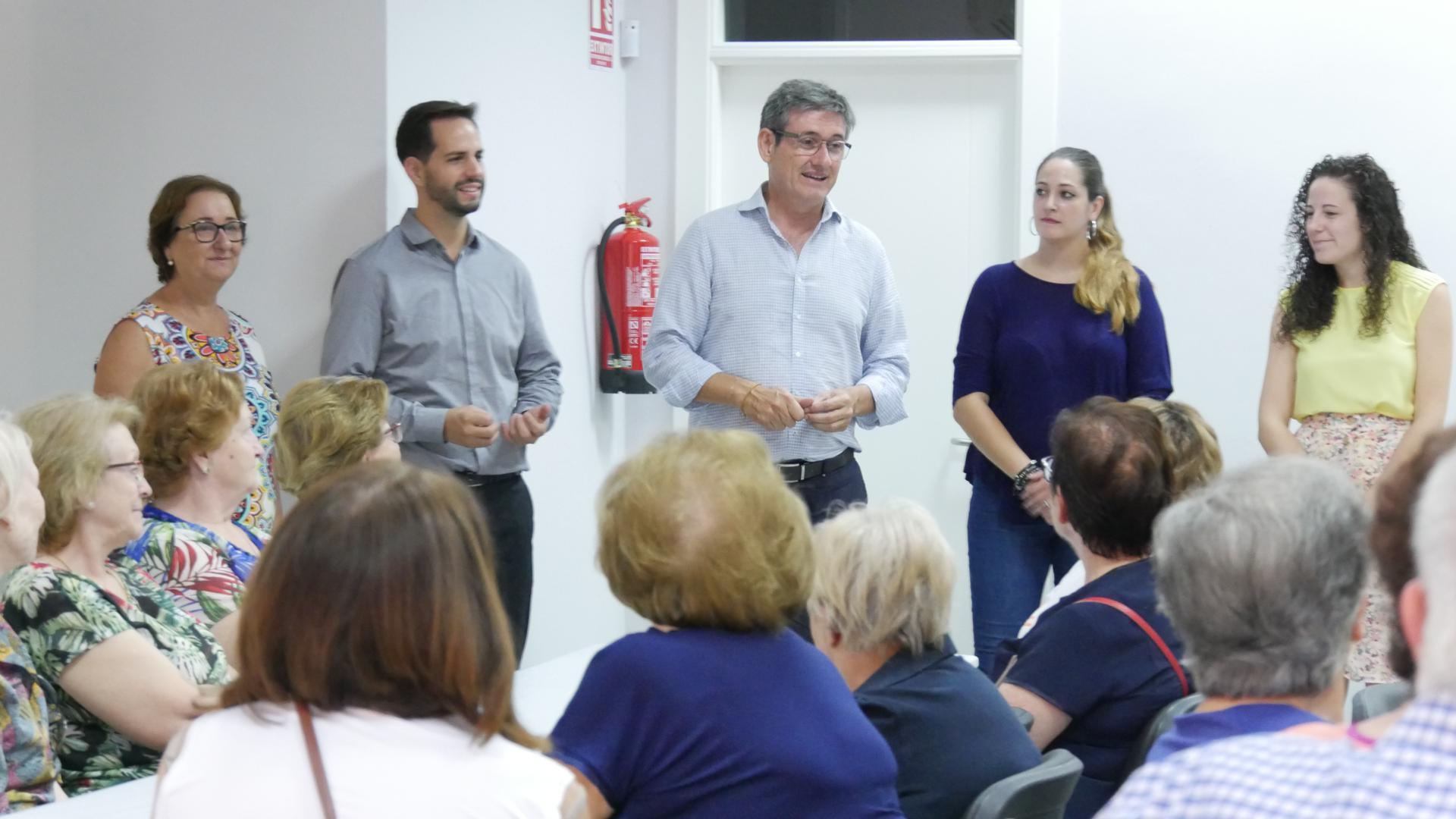 Photo of La segunda edición del 'Taller de Memoria' beneficia a más de 150 personas