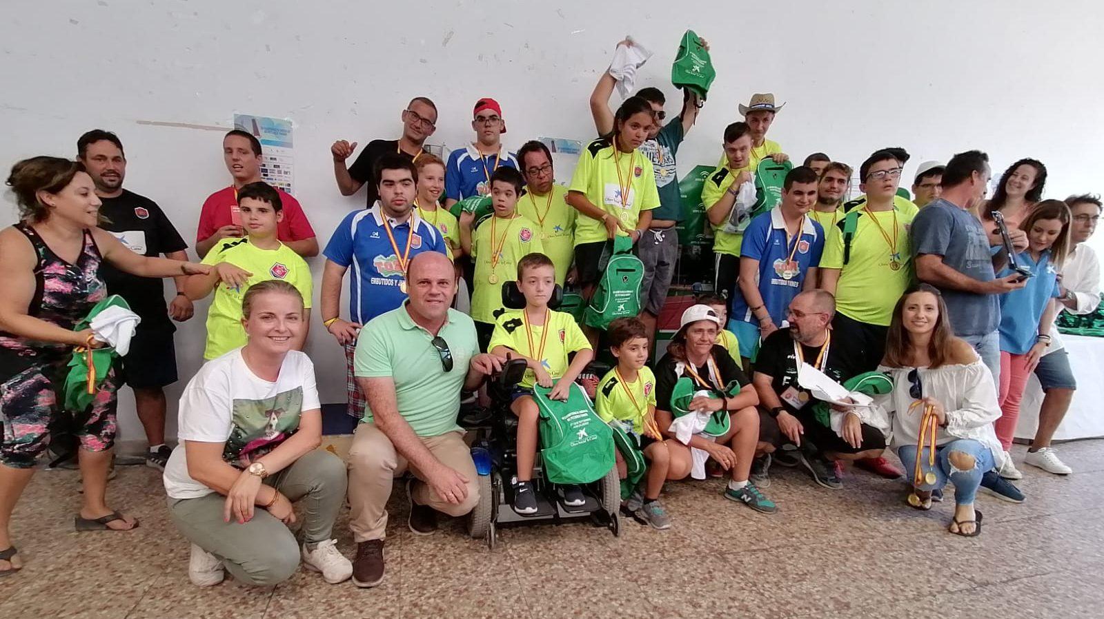 Photo of Éxito del III Campeonato de Andalucía de petanca FANDDI celebrado en la ciudad de Adra