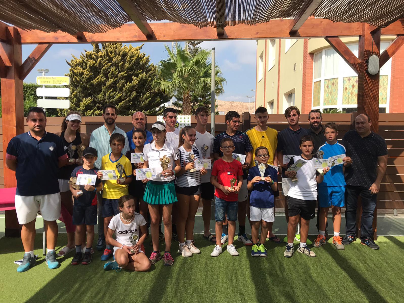 Photo of El Club de Tenis de Adra celebra el IX Open Abdera de Tenis con 64 jugadores