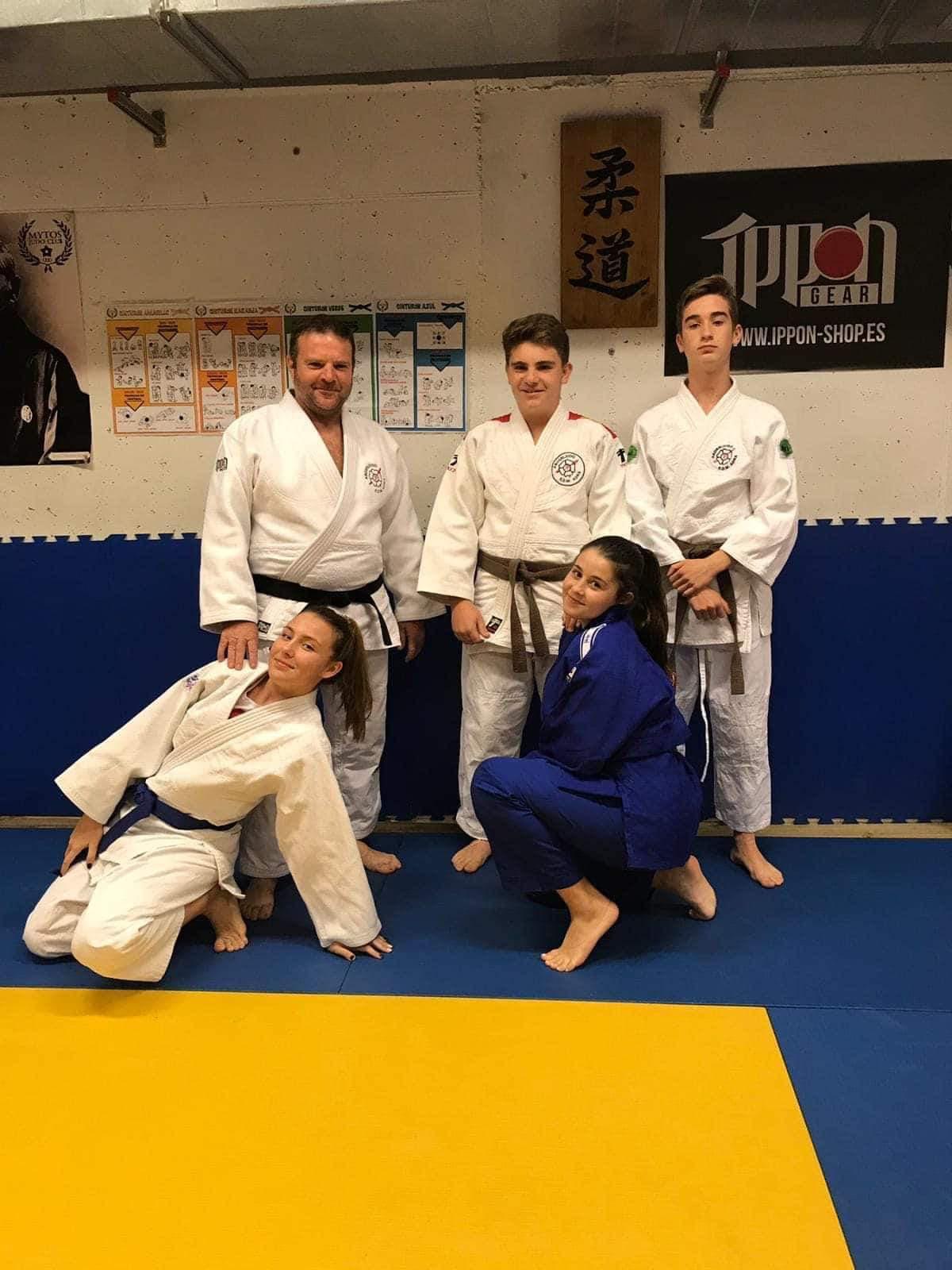 Photo of Adra estará presente en el Trofeo Internacional de Judo de Palos de la Frontera
