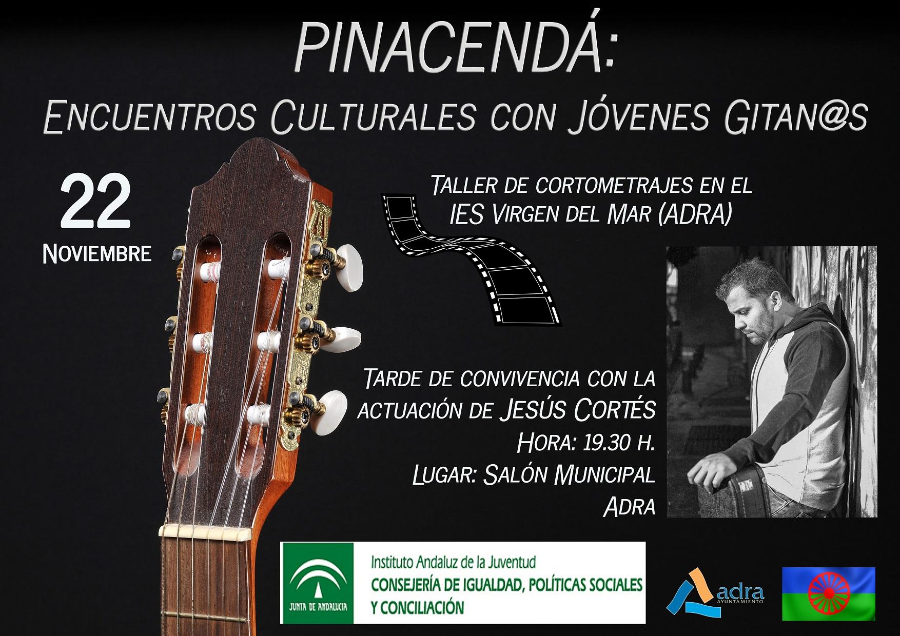 Photo of La ciudad de Adra celebra el 'Día del Gitano Andaluz' a partir del 22 de noviembre