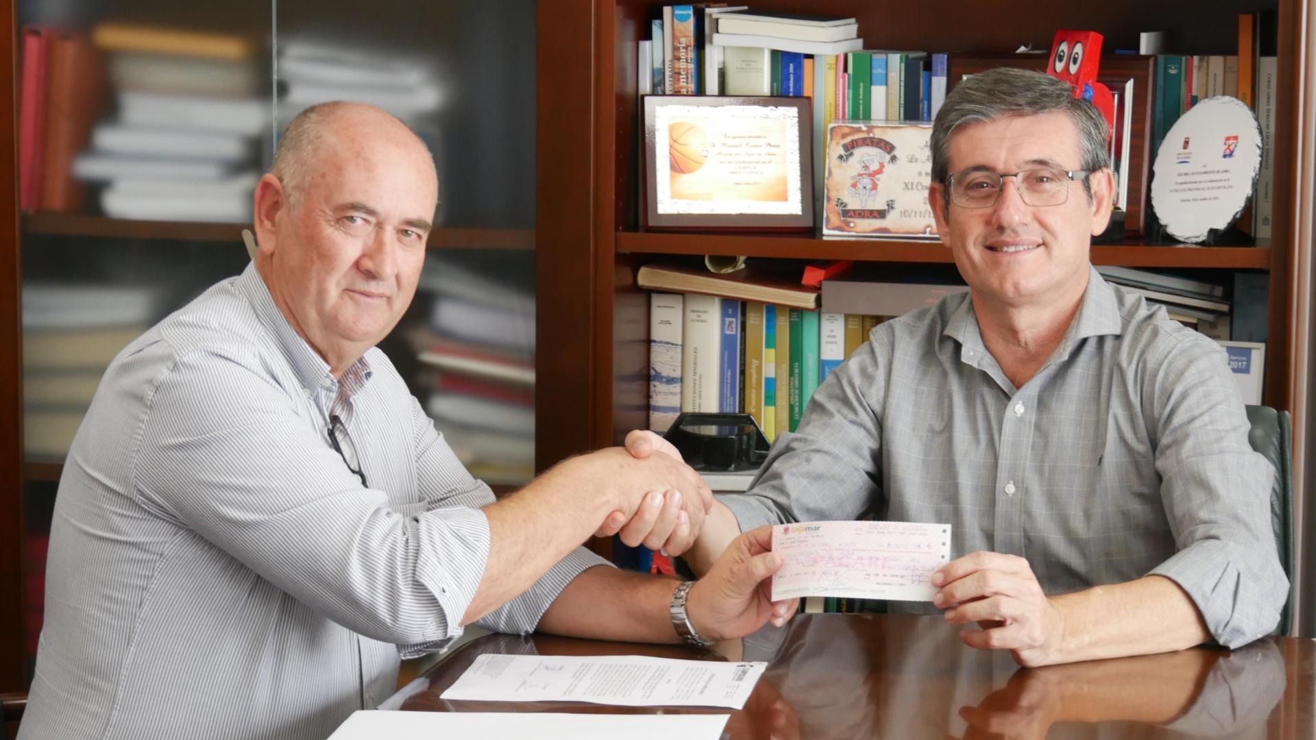 Photo of El Ayuntamiento de Adra recibe más de 3.000 euros de Campoejido para políticas de igualdad