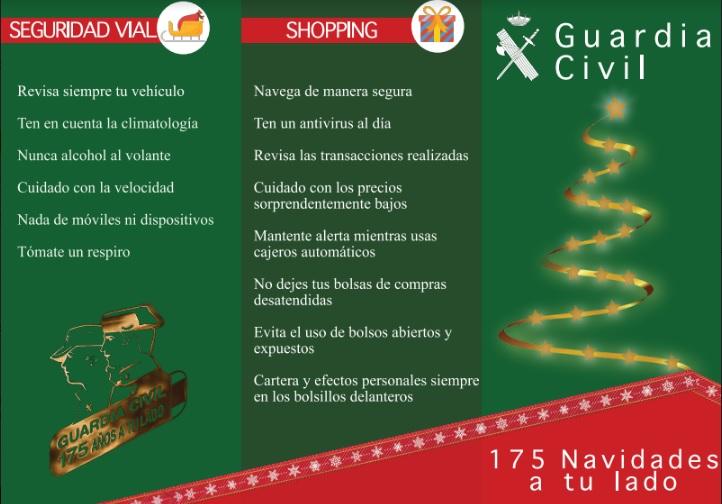 """Photo of La Guardia Civil lanza la campaña """"175 navidades a tu lado"""" para unas fiestas seguras"""