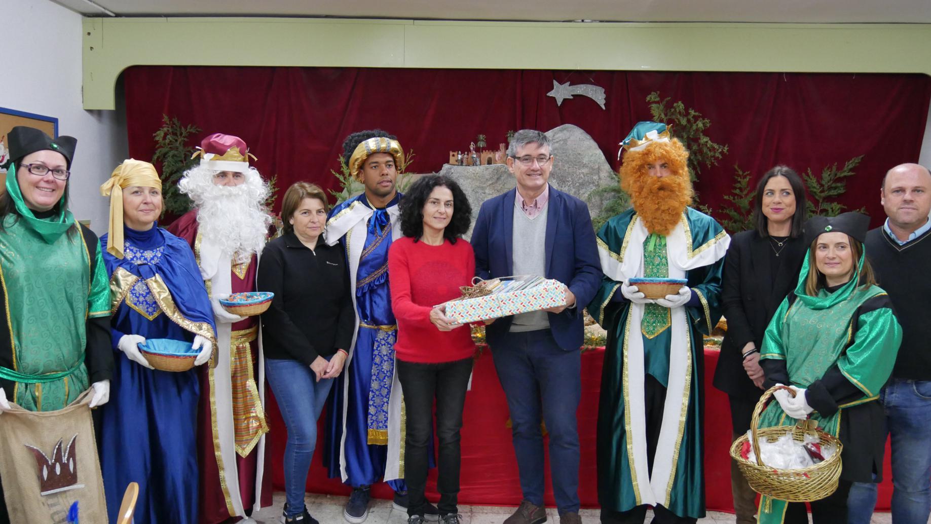 Photo of Entregados los premios de la XXV edición del Concurso Local de Belenes