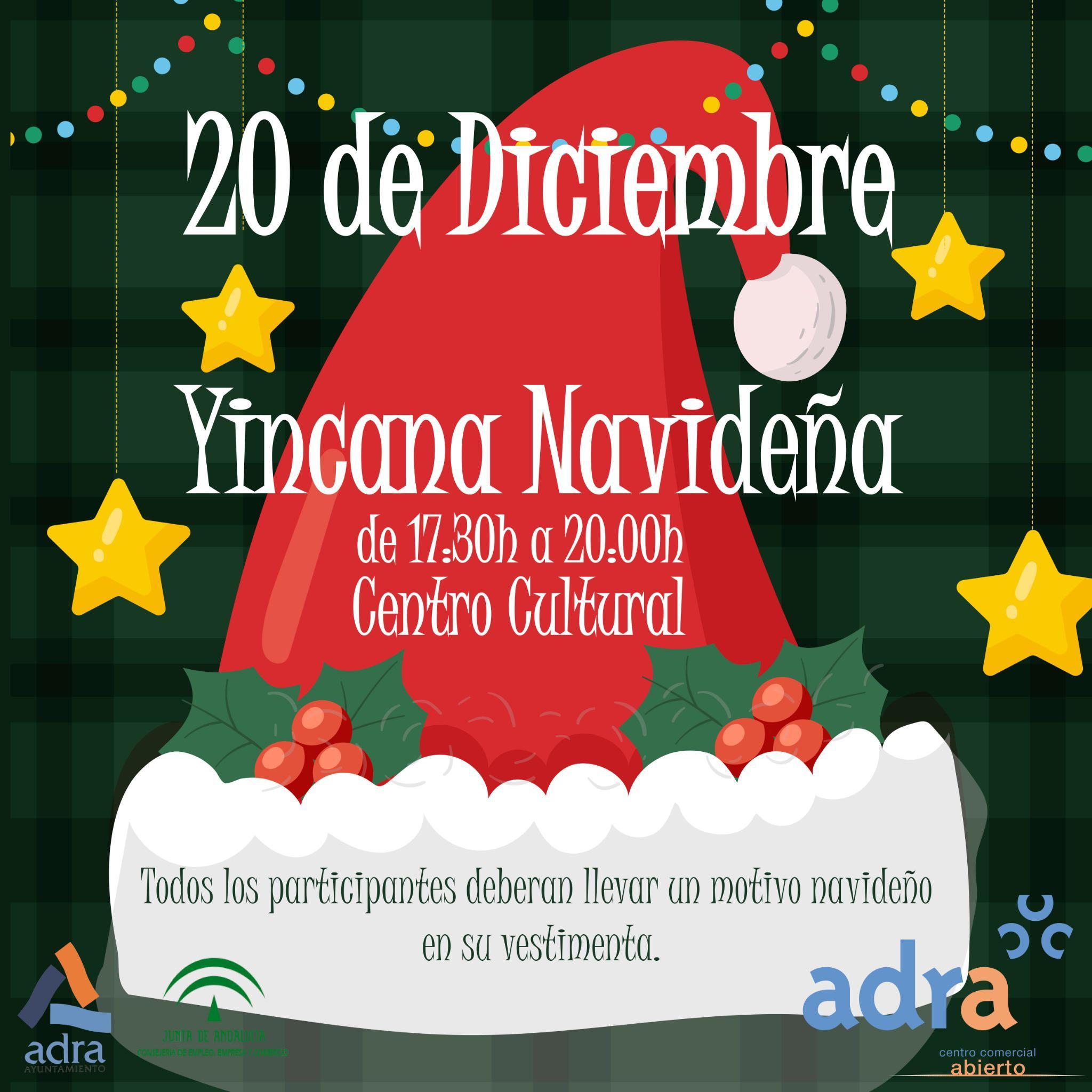 Photo of La Asociación de Comerciantes de Adra celebra una semana llena de actividades navideñas