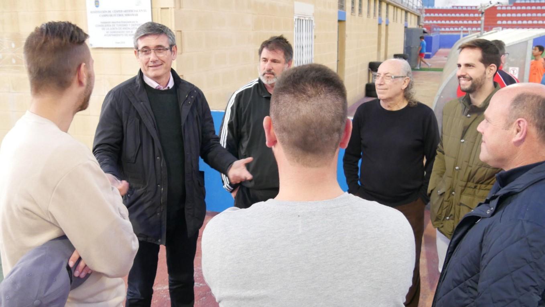 Photo of El C.D. Adra Milenaria se une a un proyecto de 'Rebuilding' con vistas a ascender al equipo senior al nivel profesional