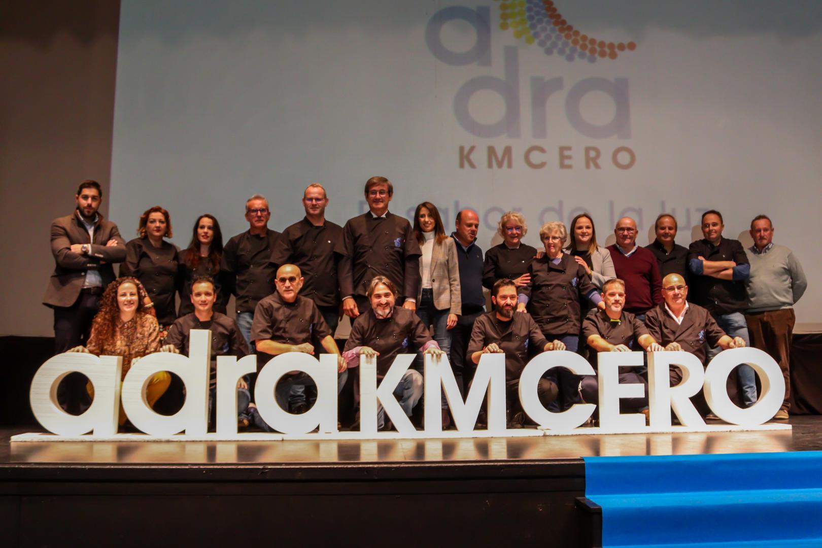 Photo of El Ayuntamiento de Adra presenta el proyecto 'KMCERO' en el 40º aniversario de FITUR