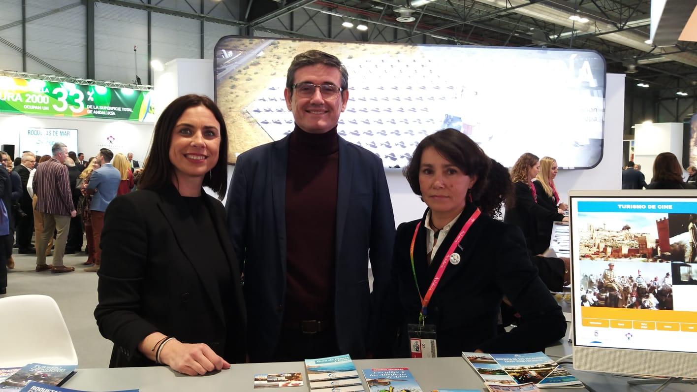 Photo of La ciudad de Adra da a conocer sus encantos en la Feria Internacional de Turismo FITUR