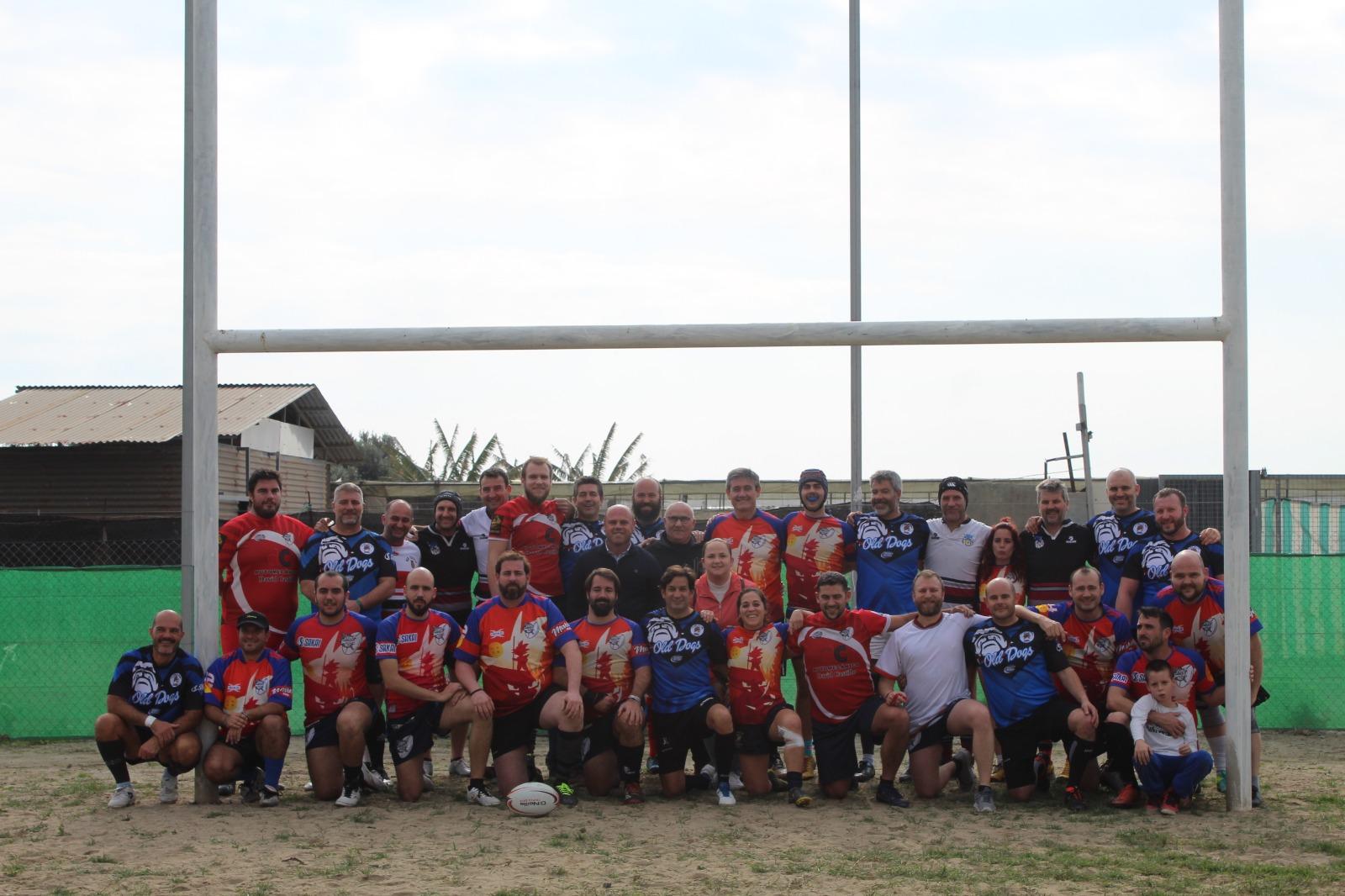 Photo of La ciudad de Adra reafirma su apoyo al rugby con la inauguración del primer campo en la localidad