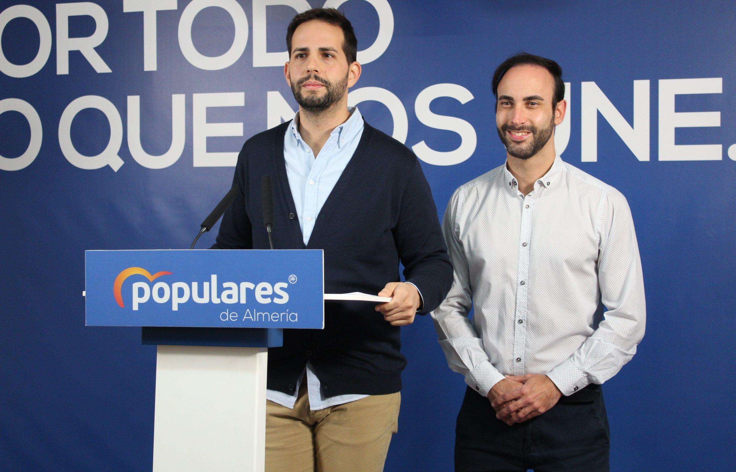 Photo of José Crespo: «Los jóvenes de NNGG queremos que Andalucía no salga perjudicada con la formación del nuevo Gobierno»