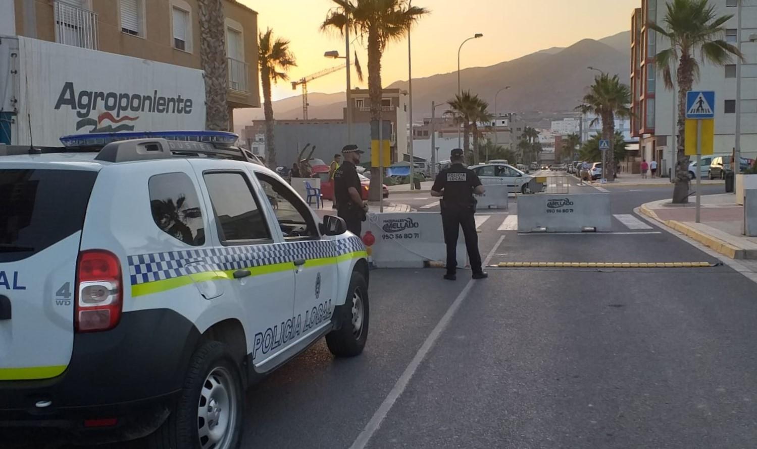 Photo of La Policía Local de Adra pone en marcha la Campaña Especial de Vigilancia y Control de las Condiciones del Vehículo de la DGT