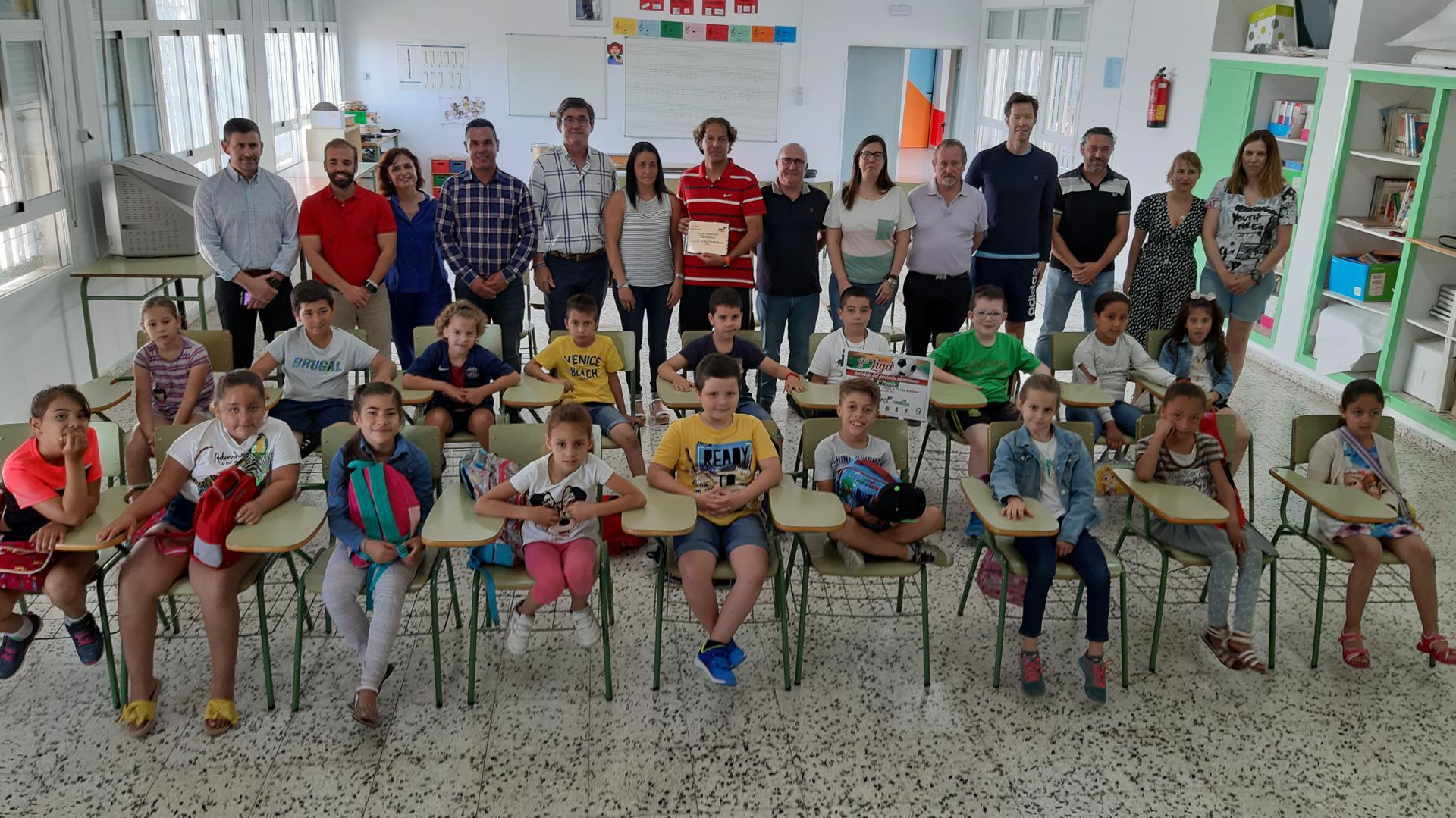 Photo of Siete centros escolares abderitanos competirán en la III Liga del Reciclaje del Poniente Almeriense