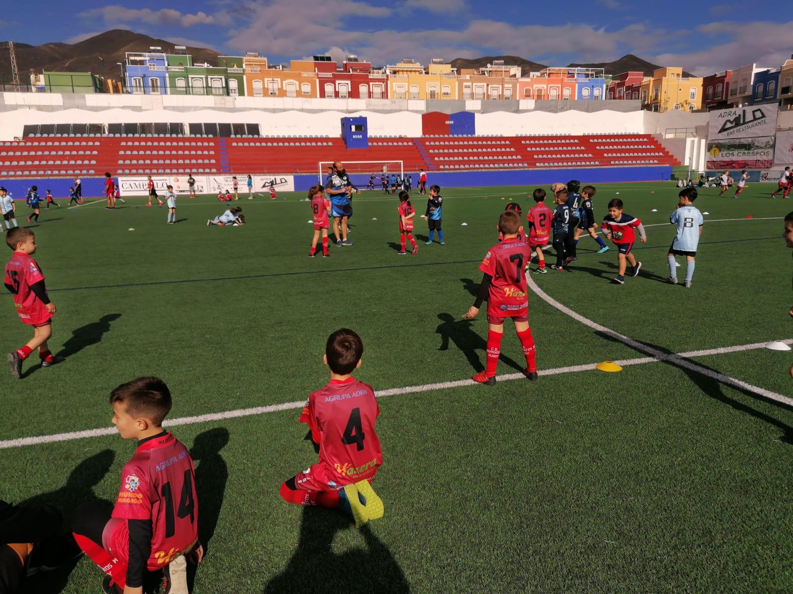Photo of La localidad de Adra, sede de la segunda jornada provincial de Rugby Gradual de la Diputación de Almería