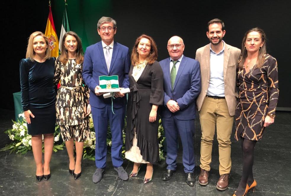 Photo of El proyecto 'Adra KMCERO' recibe el premio Bandera de Andalucía a los Valores Humanos