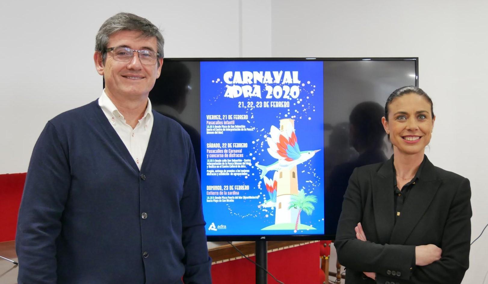 Photo of La ciudad de Adra está lista para recibir las Fiestas de Carnaval 2020