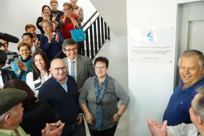 Photo of El alcalde de Adra inaugura el Centro de Usos Múltiples y Consultorio Médico de La Curva
