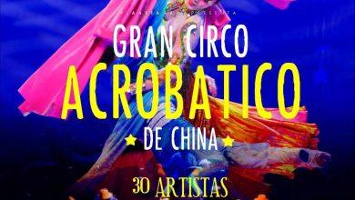 Photo of El Gran Circo Acrobático de China llega al Centro Cultural de Adra