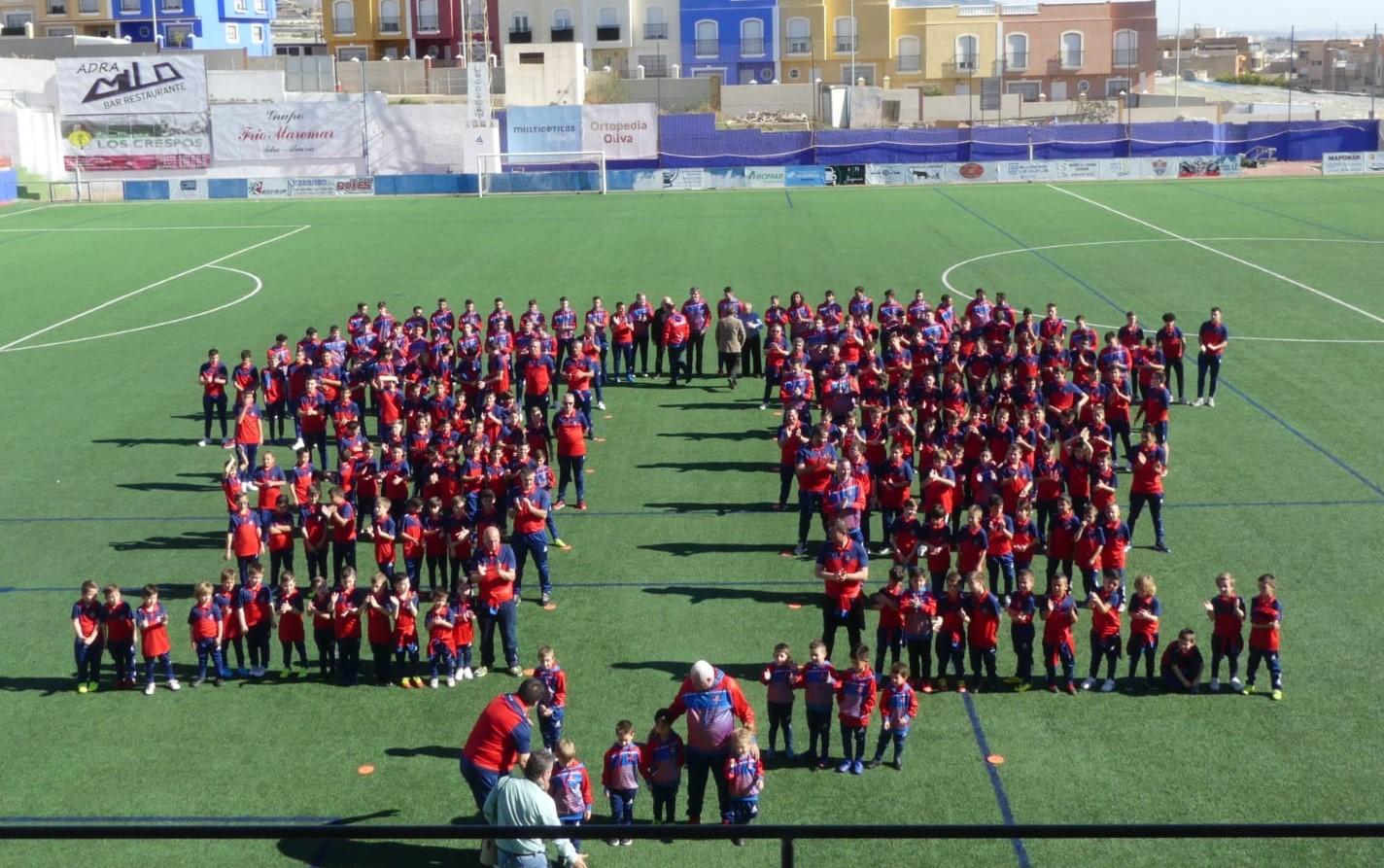 Photo of El Club Deportivo Adra Milenaria presenta oficialmente las plantillas de sus ocho categorías