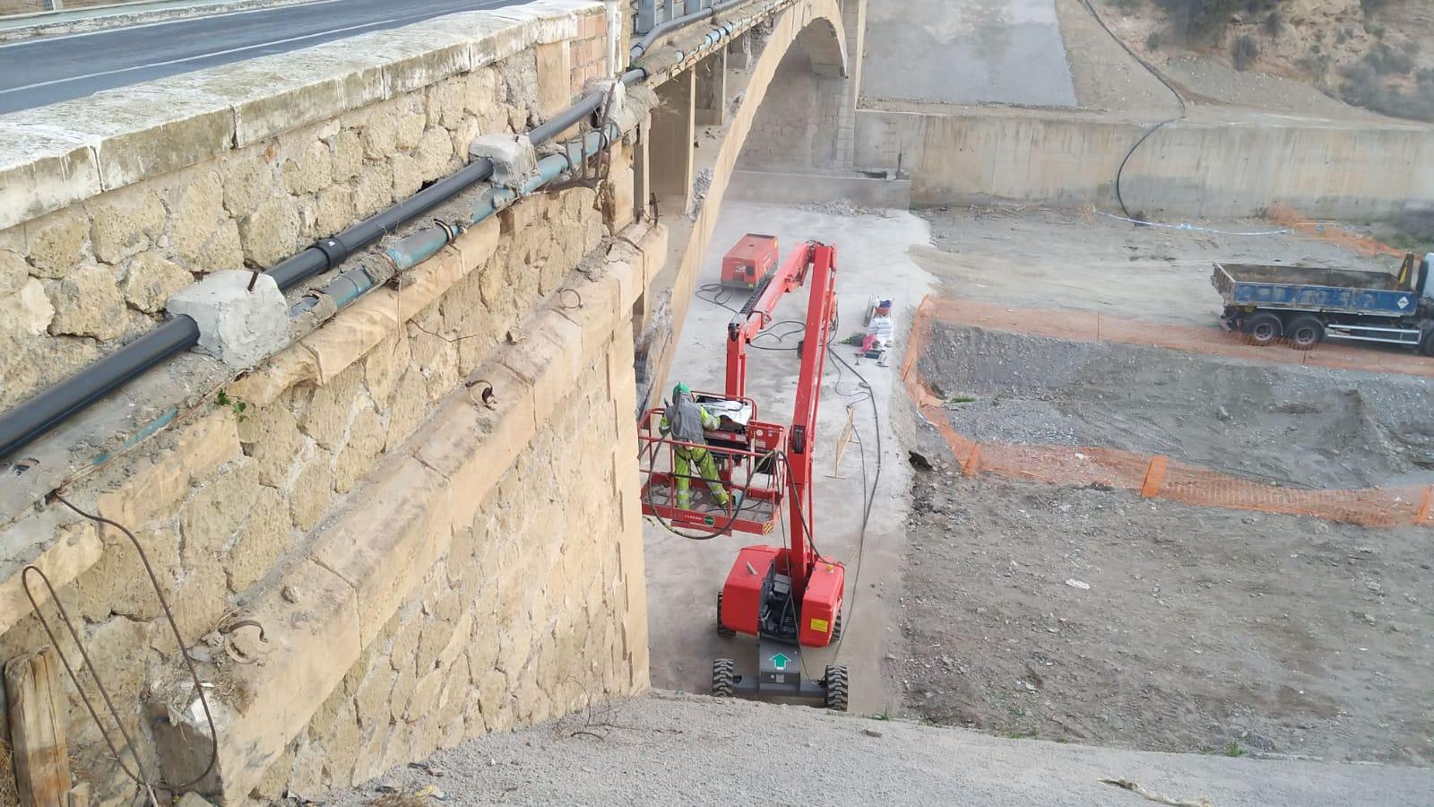 Photo of Reabre al tráfico el puente de Puente del Río el próximo lunes