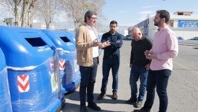 Photo of Adra aumenta un 20% la capacidad de recogida de cartón, con 110 contenedores específicos