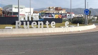 Photo of Vuelven a destrozar las letras de la rotonda de Puente del Río