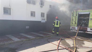 Photo of Protección Civil sofoca un incendio en el Tanatorio Oliver