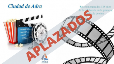 Photo of Se pospone el fallo del jurado y entrega de premios del VI Certamen de Poesía 'Ciudad de Adra'