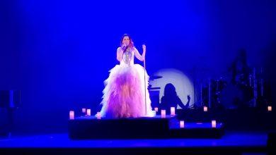 Photo of La malagueña Diana Navarro conquista al público abderitano con su voz