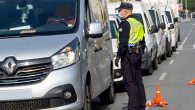 Photo of La Policía Local de Adra, libre de COVID-19