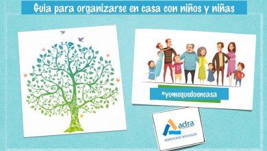 Photo of El Ayuntamiento de Adra crea una guía para familias con tips para organizarse en casa con los niños