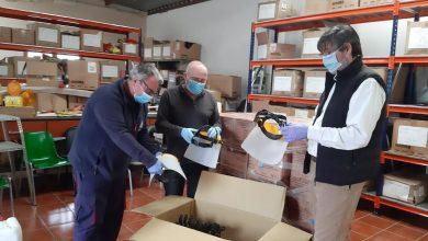 Photo of Llega a Adra más material de protección para combatir la pandemia del COVID-19
