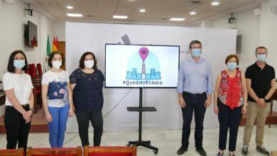 Photo of '#QuédateEnAdra', una campaña para impulsar los sectores productivos de la ciudad tras el coronavirus