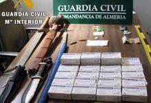 Photo of La Guardia Civil desmantela un activo punto de venta de drogas en Adra y detiene al responsable