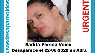 Photo of Desaparece en Adra una joven de 34 años