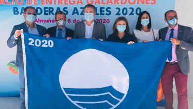 Photo of Adra recoge las cuatro Banderas Azules que sellan la calidad de sus playas