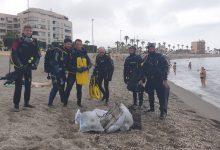 Photo of Adra retira 100 kilos de residuos en la tercera limpieza de fondos marinos