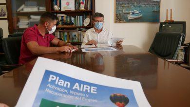 Photo of El Ayuntamiento recibirá 410.000 euros del Plan AIRE para dar empleo a más de 40 personas