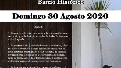 Photo of La Alquería 'vuelve' a la estética tradicional con un concurso de fachadas