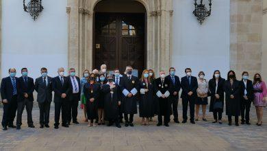 Photo of El Colegio de Abogados celebra la primera festividad de Santa Teresa marcada por la COVID-19