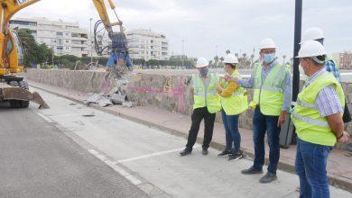 Photo of Las máquinas comienzan a transformar el Puerto de Adra con las primeras excavaciones
