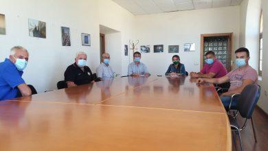 Photo of La Junta Central de Usuarios y la delegada de Agricultura mantienen una reunión de trabajo ante la situación de sequía