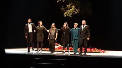 Photo of Verónica Forqué brilla en Adra con la obra de teatro 'Las cosas que sé que son verdad'