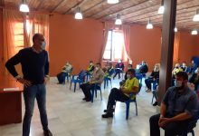 Photo of Los trabajadores del Plan Aire reciben una sesión de prevención de riesgos laborales