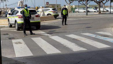 Photo of La Policía Local de Adra inicia una campaña de control de alcoholemia y drogas