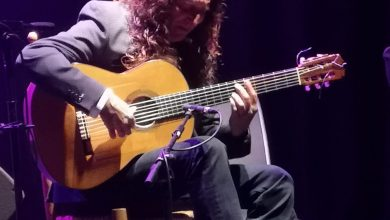 Photo of Tomatito conquista Adra con un brillante recital de flamenco en el Centro Cultural