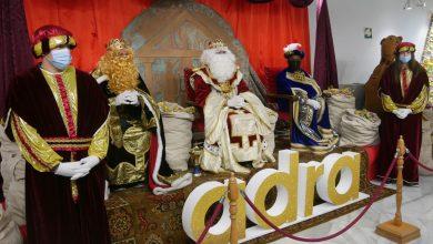 Photo of Los Reyes Magos se reencuentran con Adra para repartir ilusión en los hogares del municipio
