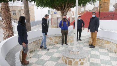 Photo of Finalizan las obras de embellecimiento y adecuación de espacios ajardinados en calles Amanecer y Genil