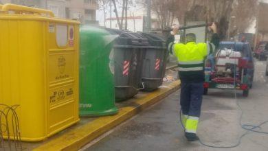Photo of Los refuerzos en limpieza y desinfección continúan a las calles del municipio de Adra