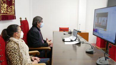 """Photo of Manuel Cortés alienta a los jóvenes del municipio a """"tener prudencia con las redes sociales y acabar con el ciberacoso"""""""